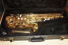 Buescher BU-4 Alto Saxophone Alto with Case