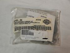 Genuine Harley Davidson OEM Fatboy Windshield Bracket Kit P/N: 58155-90