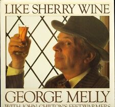 GEORGE MELLY WITH JOHN CHILTON'S FEETWARMERS like sherry wine N 140 LP PS VG/EX