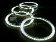 HALO RINGS ANGEL EYES BMW E46 Compact SMD LED 6000K UPGRADE COMPLETE KIT