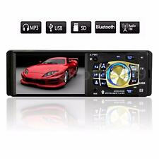 4.1'' 12V Auto HD Bluetooth Autoradio Stéréo 1 DIN In-Dash MP3/MP5 AUX SD USB FM