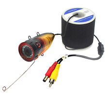 Color Waterproof Underwater Fish Finder IR Camera 1000TVL Wide Angle w/15m Cable