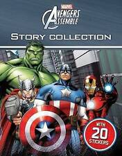 Marvel Avengers Assemble 4 Book Story Collection by Parragon Book Service Ltd...