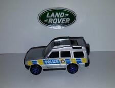 New Loose Silver Matchbox Land Rover Discovery Walmart Exclusive MB524 Police