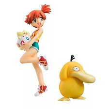 Pocket Monsters Pokemon Figure Character Togepi Misty Psyduck Set Of 3Collection