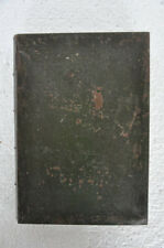 Vintage Book Shape Huntley & Palmers Biscuits Ad Litho Tin Box , England
