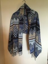 Ladies Merino Wool Stole Made in Scotland by Johnstons