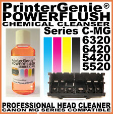 Printer Head Cleaner for Canon MG6320 6420 5420 5520: Nozzle Flush & Unclog