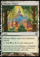 4x elfhame palace // nm // dd: phyrexia vs. the coalition // Engl. // Magic