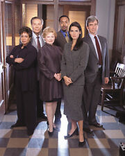 Law and Order [Cast] (17676) 8x10 Photo