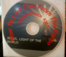 """Joseph Prince""""HOW TO LIVE FREE FROM THE CURSE"""" 1 DVD FULL SERMON"""