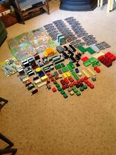Huge Lot Of Thomas And Lego Duplo Train Set.  31 Track Pieces And Much More. #96