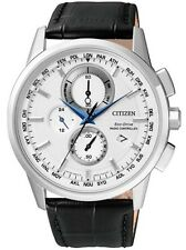 Montre Citizen Radio Pilotée - AT8110-11A - Eco Drive