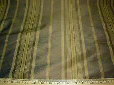 "~8 4/8YDS~100% SILK~STROHEIM&ROMANN~""KAYAK THAI SILK""UPHOLSTERY FABRIC FOR LESS~"