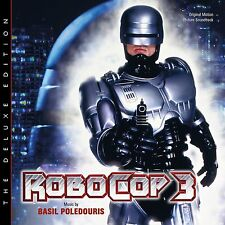 Robocop 3 - Complete Deluxe Edition - Limited 2000 - Basil Poledouris