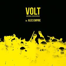 ALEC EMPIRE Volt - Original Soundtrack CD 2017 (VÖ 03.02)