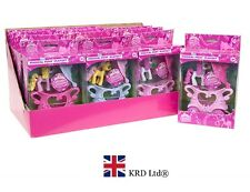 LOVELY PONY & CARRIAGE SET Girls Birthday Christmas Gift Stocking Filler Toy Box