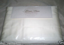 Sferra Italy 630TC 100% Egyptian Cotton Queen Sheet Set 1st Quality Solid Ivory