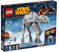 Lego Star Wars 75054 AT-AT new sealed retired Hoth General Veers ESB