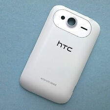 100% Genuine HTC Wildfire S G13 rear battery cover back fascia housing White