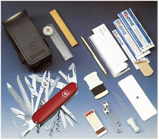 1.8810 Victorinox Swiss Army Pocket Knife Red SwissChamp SOS Kit Set 18810 53511