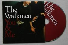 Walkmen You & Me Adv Cardcover CD 2008