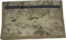 USMC Tactical Document/Map Holder Military Pouch made in USA MARPAT Desert Camo