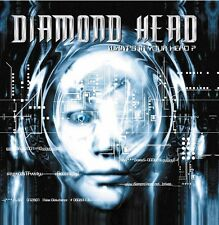 DIAMOND HEAD - What's in Your Head ?  LP  CLEAR