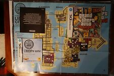 Grand Theft Auto Chinatown Wars GTA Nintendo Ds original genuine 2981