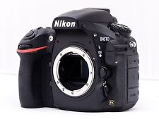 Nikon D810 Body boxed and complete