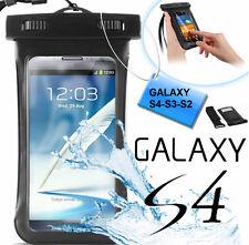 Custodia subacquea impermeabile Samsung Galaxy S4,S3,S2.Cover acqua,mare,i9500 .