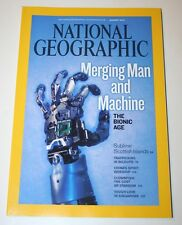 National Geographic Magazine January 2010 Bionic Age CHINA SPIRIT WORSHIP