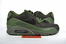 NEW Nike Air Max 90 Winter PRM CARBON GREEN BLACK 683282-303 sz 7.5