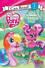 My Little Pony: The Greenest Day (I Can Read Book 1), Jennifer Christie, Good Bo