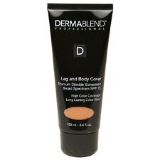 Dermablend Professional Leg and Body Cover Medium 3.4 fl oz (100 ml)