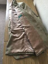 Ralph Lauren Linen / Silk Mix Gorgeous Green Label 43R / Large Men's Jacket