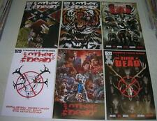 THE OTHER DEAD 1 2 3 4 5 6 COMPLETE SET (IDW 2013) Zombie animals (VF-)