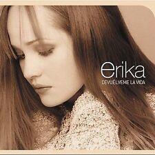 Devuelveme la Vida by Erika (CD, Sep-2003, Peerless/MCM) New Factory Sealed
