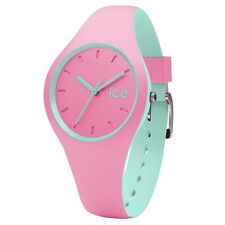 Ice-Watch 001493 Ice Duo Pink Silicone Strap Watch RRP £69.95