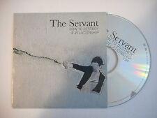 THE SERVANT : HOW TO DESTROY A RELATIONSHIP [ CD SINGLE PORT GRATUIT ]
