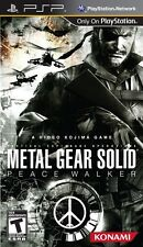 Metal Gear Solid: Peace Walker  PSP Game Only
