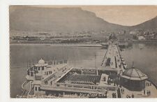 South Africa, Open Air Concert Hall, Promenade Pier Cape Town Postcard, B140