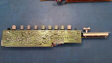 Yamaha MC1602 Mixer Channel Board w/ linear fader control sliding potentiometer