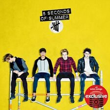 5 SECONDS OF SUMMER**5 SECONDS OF SUMMER (BONUS TRACKS/WITH CARDS)**CD