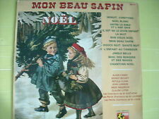 LP MON BEAU SAPIN NOEL PETULA CLARK CLAUDE LUTER JEAN LUMIERE ALAIN VANZO