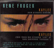 Rene Froger-Kaylee cd maxi single
