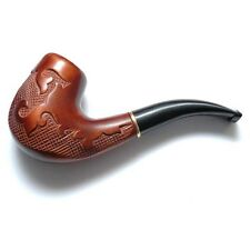 New Modern tobacco smoking pipe Fashion Handmade * Versailles * for 9 mm filter