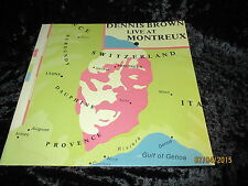 Dennis Brown: Live at Montreaux 79/Orig. LP/1979