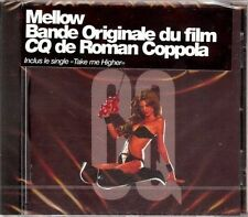 MELLOW DRAGONFLY CD A SOUNDTRACK TO FILM CQ NEW SEALED ROMAN COPPOLA