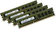 4x 4GB 16GB RAM HP Compaq Workstation Z400 1333 Mhz ECC Speicher PC3-10600E